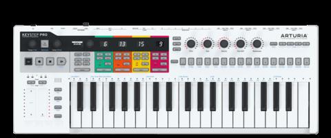 MIDI-контроллер Arturia KeyStep Pro