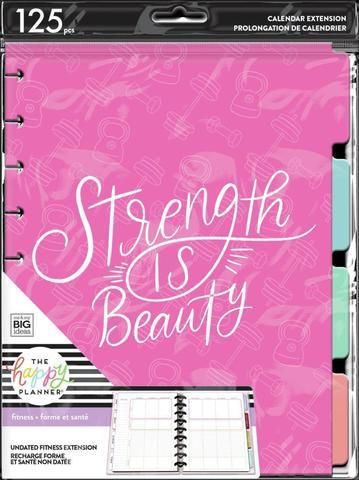 Внутренний блок  для планера Strength is Beauty Classic Fitness Extension Pack