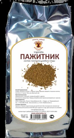 Пажитник шамбала (плоды, 100 гр.) (Старослав)