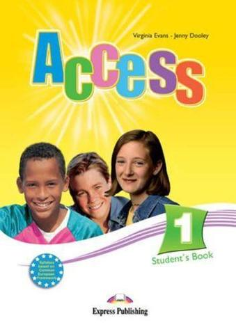 Access 1 Student's Book V. Evans, J. Dooley Учебник