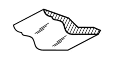 Комплект декоративных элементов (карниз) Ника-Люкс 62/50+22Р Ижмебель дуб бодега