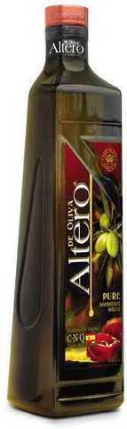 Масло оливковое Altero Pure, 475 гр. (Эфко)
