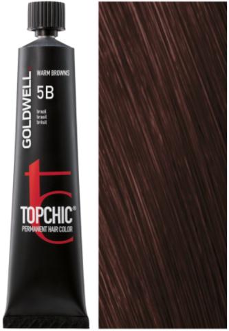 Goldwell Topchic 5B Бразилия TC 60ml