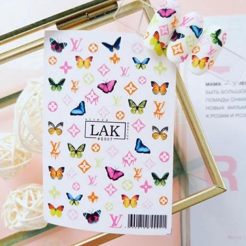 LAK Stiker #S007