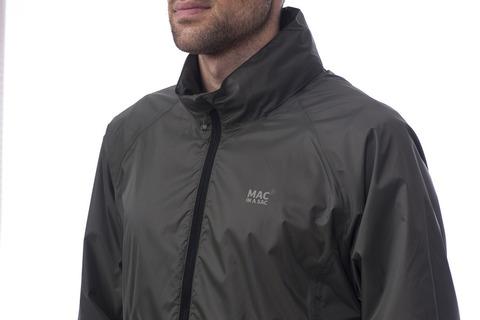 Картинка куртка Mac in a sac Origin Khaki (хаки) - 7