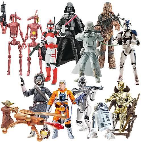 Star Wars Saga Legends 2010 Series 02