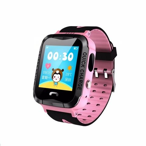 Часы Smart Baby Watch V6G цвет розовый