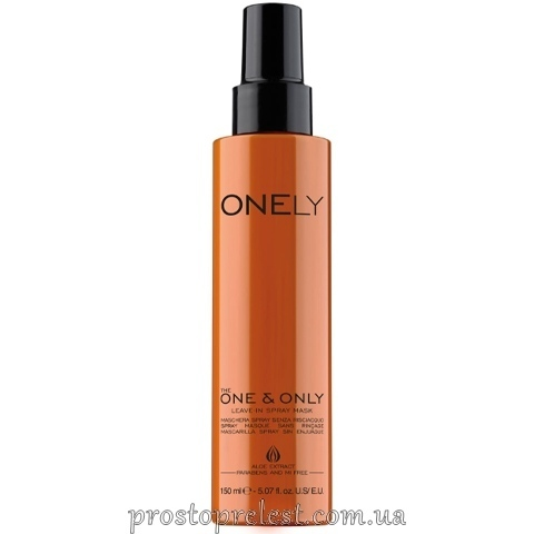 Farmavita Onely The One & Only Leave-In Spray Mask - Багатофункціональна спрей-маска 10 в 1