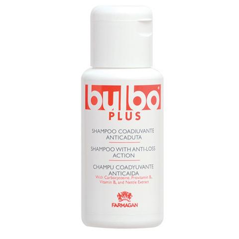 Farmagan Bulboplus: Шампунь для стимуляции роста волос (Shampoo with Anti-Loss Action ), 250мл
