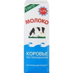 Молоко 1л т/п 3,2% (Киргизия)