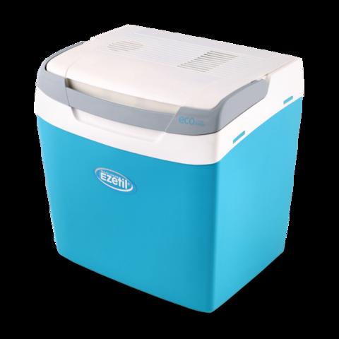 Термоэлектрический автохолодильник Ezetil E 26 EEI Boost (12V/220V, 26л)