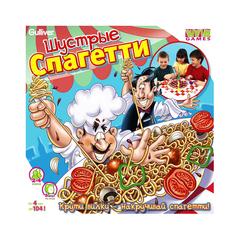 Gulliver  Настольная игра Шустрые спагетти