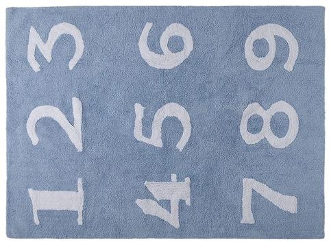 Ковер Lorena Canals Numbers Blue (120 x 160)