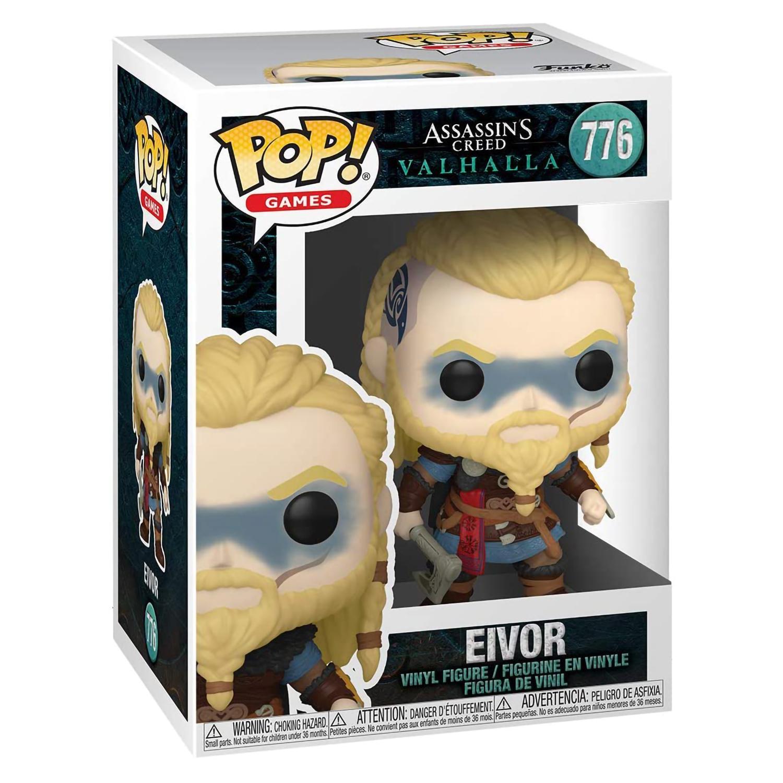Фигурка Funko POP! Games Assassins Creed Valhalla Eivor 51967