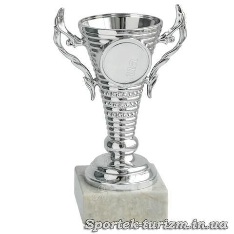 Кубок за 2 место (серебро) высотой 12 см
