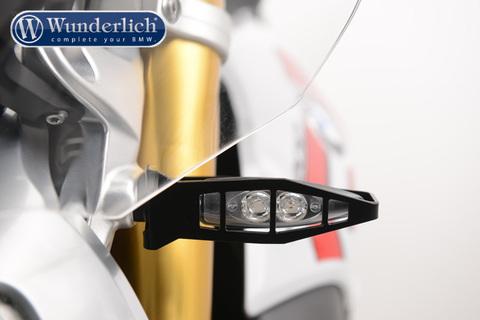 Защита поворотников BMW R1200GS/LC/GSA/LC/R LC/RS LC - черный