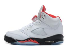Air Jordan 5 Retro 'White Fire'