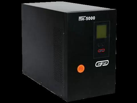 ИБП Энергия ПН 5000 (монохромный дисплей)