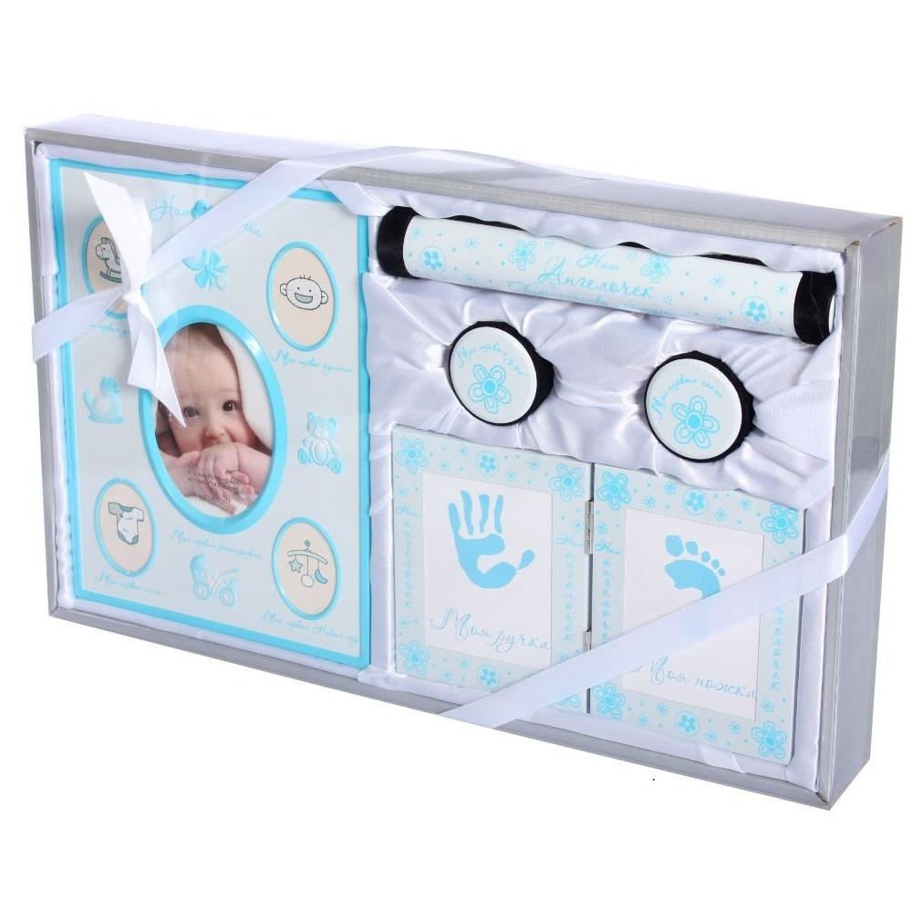 Товары на Маркете Подарочный набор для новорождённого «Мой малыш» Набор_подарочный.jpg