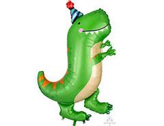 А Фигура, Динозавр зеленый, 34