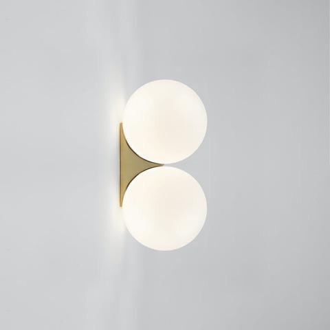 Настенный светильник BRASS ARCHITECTURAL (2) by Michael Anastassiades