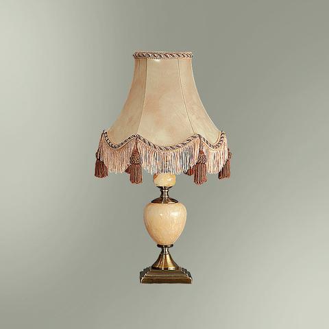 Настольная лампа с абажуром 24-20К/8022 СТАРЫЙ АРБАТ