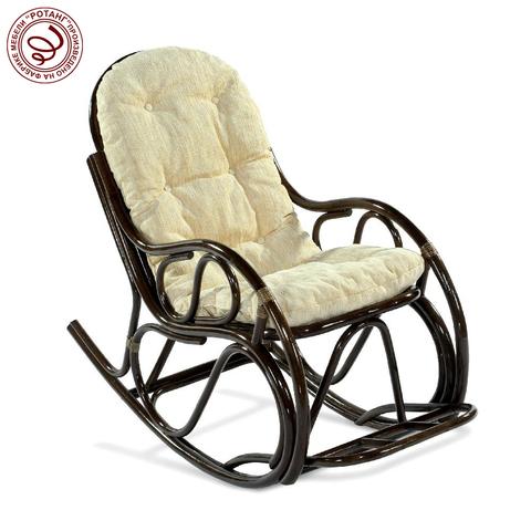 Кресло-качалка с подножкой Yummy