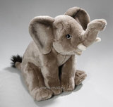 Мягкая игрушка Слоненок 25 см (Leosco)