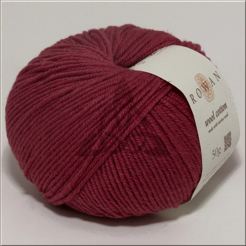 Пряжа WOOL COTTON Rowan
