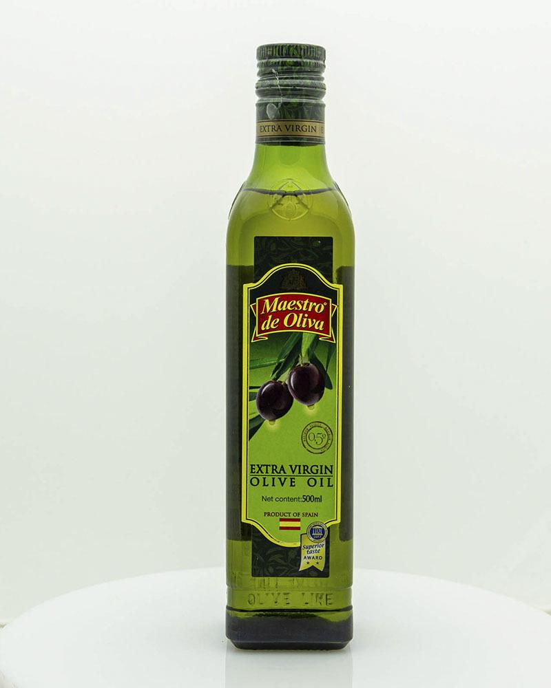 Оливковое масло Maestro de Oliva Экстра Вирджин 0,5 л.