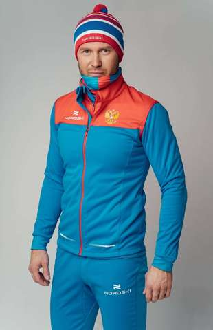 Разминочная куртка Nordski Pro rus мужская