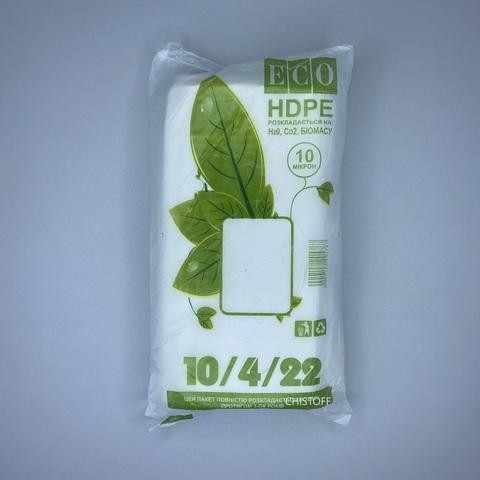 Фасовочные пакеты 10х22 см (1000 шт)