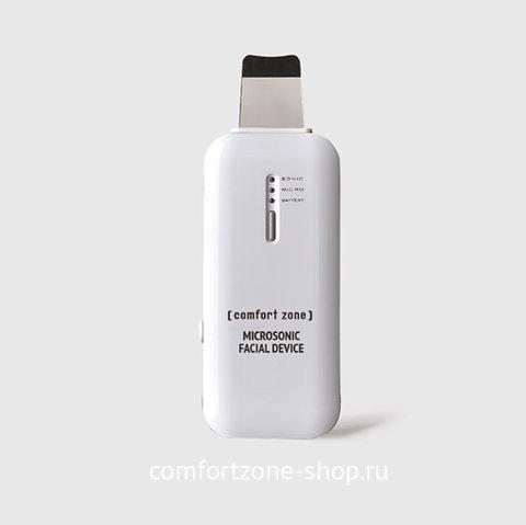 [comfort zone] Умное устройство для ультразвуковой чистики и микротоки MICROSONIC FACIAL DEVICE