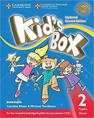 Kid's Box UPDATED Second Edition 2 Pupil's Book