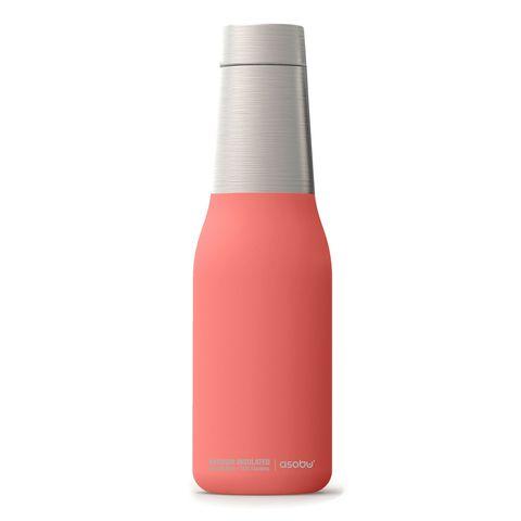 Термобутылка Asobu Oasis (0,59 литра), розовая