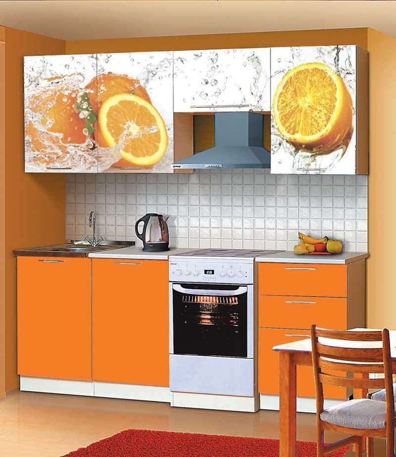 Кухня Диана 8