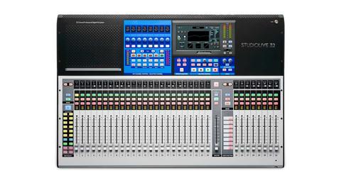 Presonus StudioLive 32S Цифровий мікшерний пульт