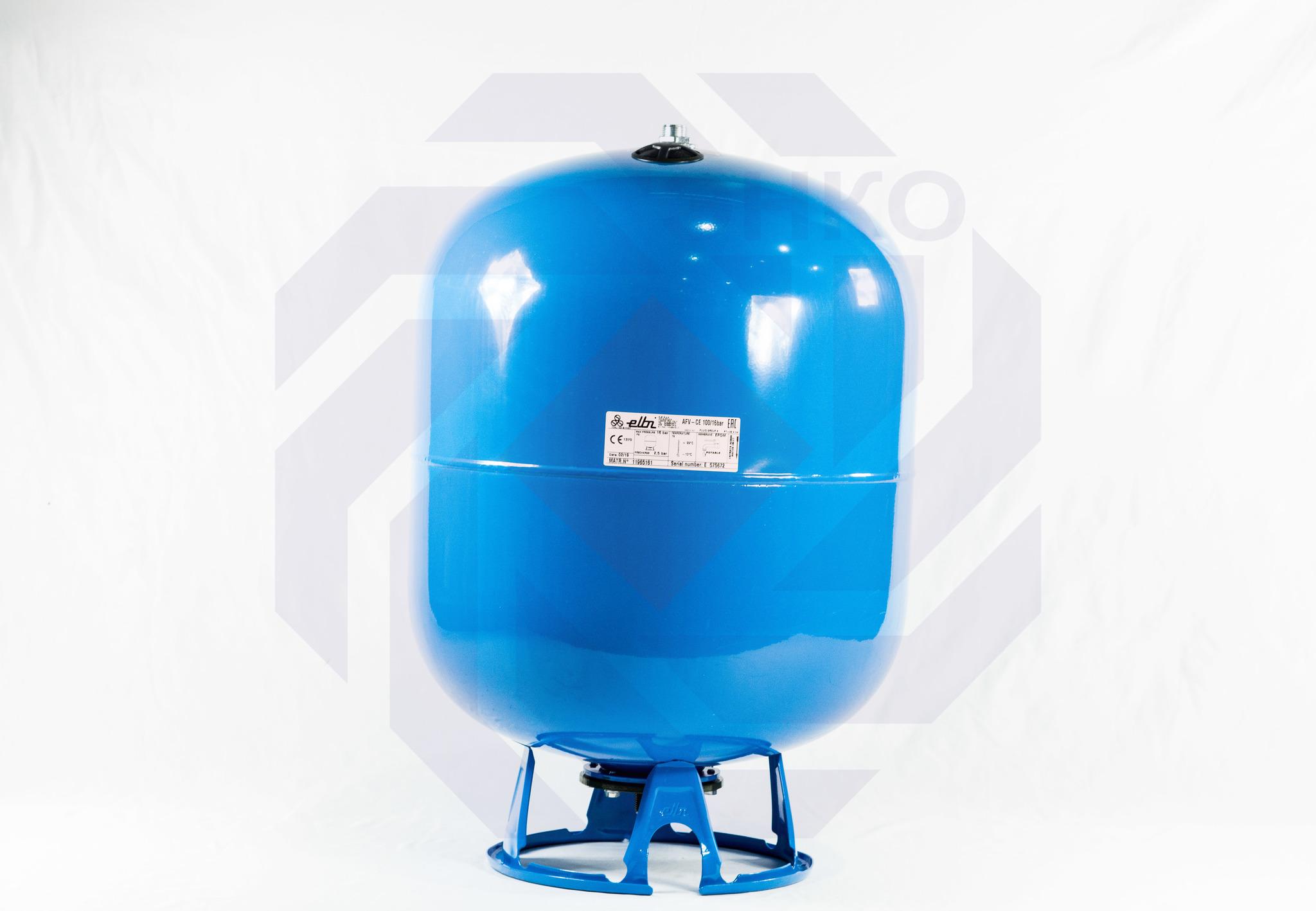 Бак расширительный ELBI AFV 100/16 CE