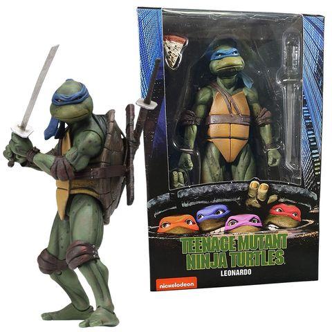 Фигурка NECA Teenage Mutant Ninja Turtles - Leonardo (1990 Movie)