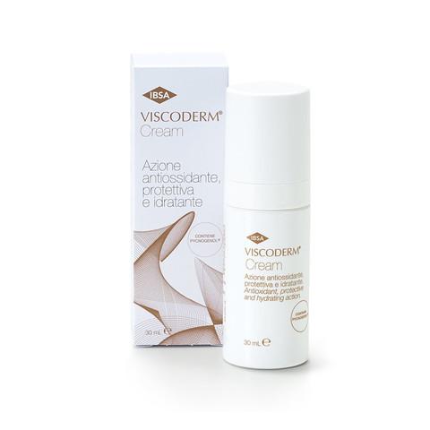 Антивозрастной крем антиоксидантного, защитного и увлажняющего действия Viscoderm (IBSA) Cream