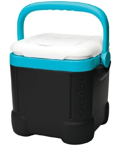 Термоконтейнер Igloo Ice Cube 14 (изотермический, 11л) черный