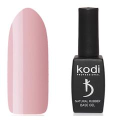 Kodi, База Natural Rubber Base, Pink Ice, 12 мл