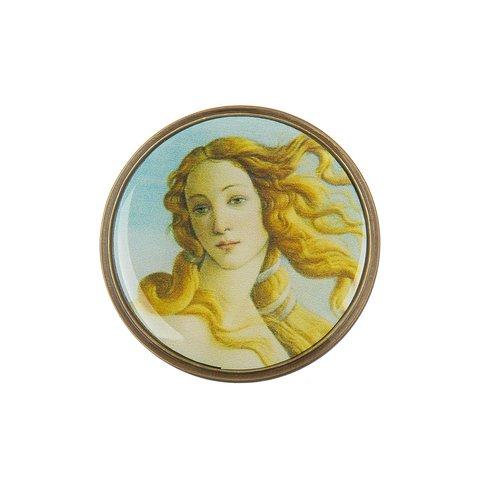 Брошь «Рождение Венеры» F78471-VEN-C