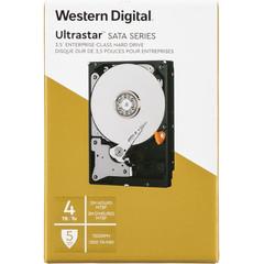 Диск Western Digital 4TB Ultrastar 7200 rpm SATA 3.5