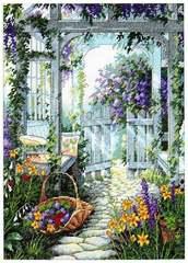 DIMENSIONS Садовые ворота (Garden Gate)