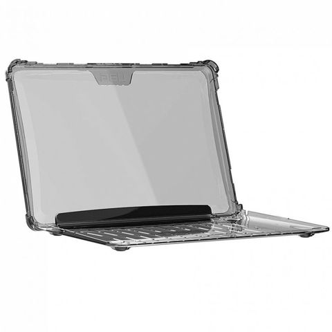Чехол UAG Plyo для MacBook Air 13'' 2018/2019 прозрачный (Ice)