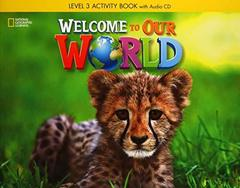 Welcome to Our World BrE 3 AB + CD(x1)