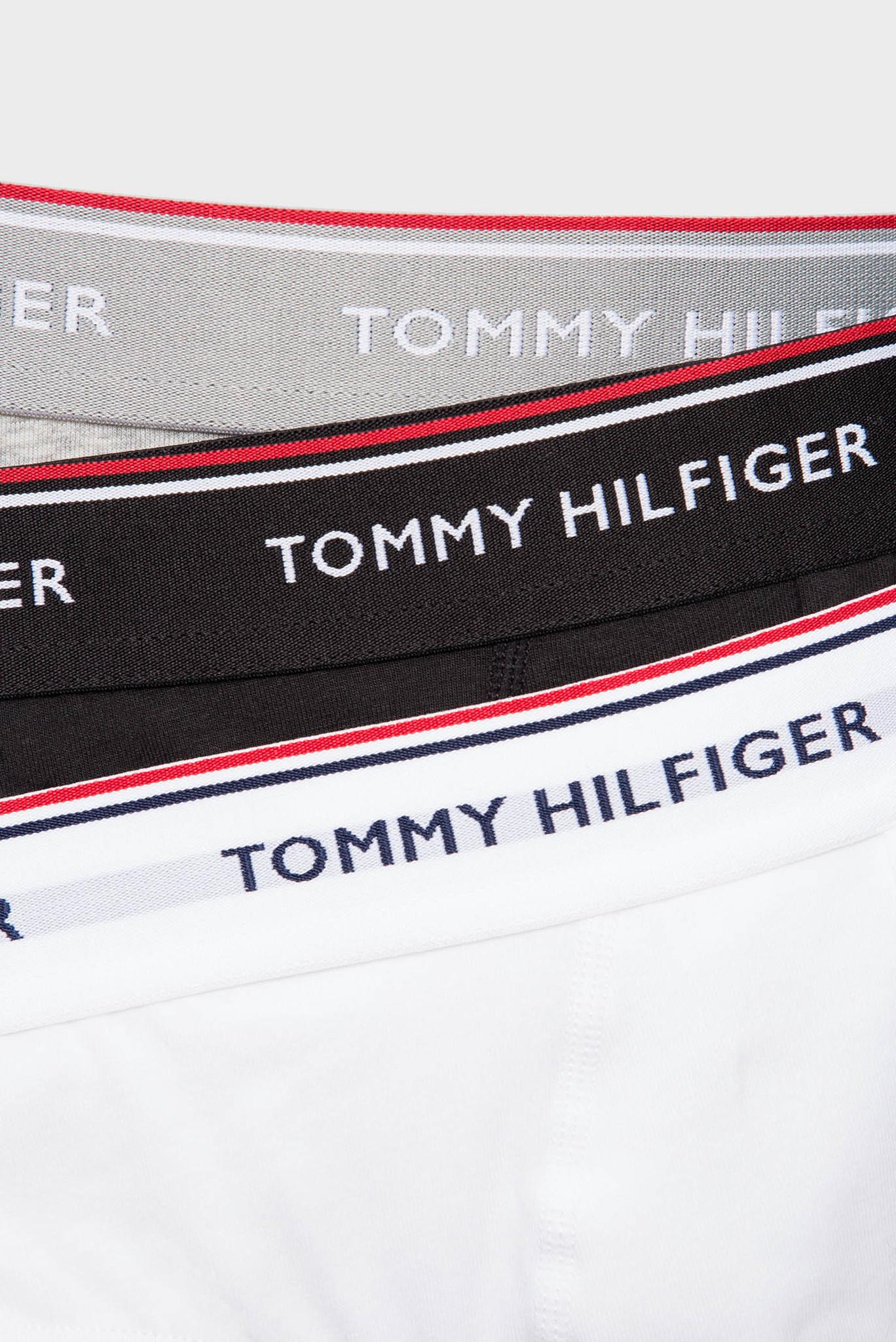 Мужские хлопковые брифы (3 шт) Tommy Hilfiger
