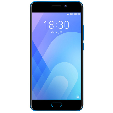 Meizu M6 Note 16Gb+3Gb Blue (M721H)
