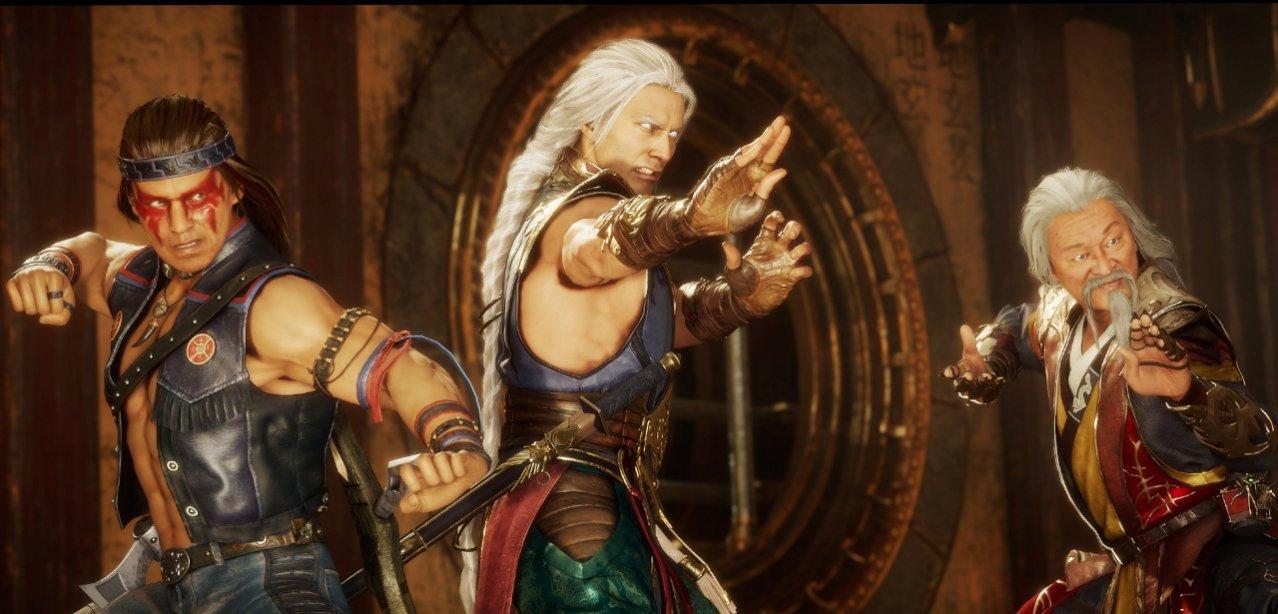 Mortal Kombat 11 Ultimate [PS5, русские субтитры]